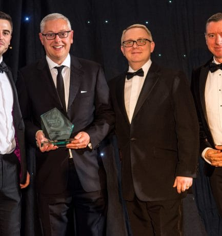 Berry's Named Independent Luxury Watch Retailer of the Year