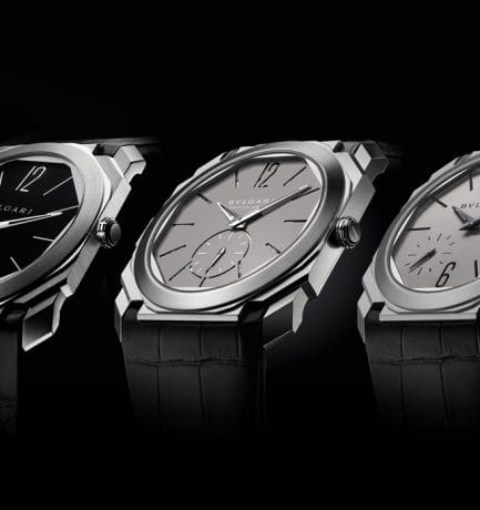 Discover The Award-Winning BULGARI Octo Finissimo Collection