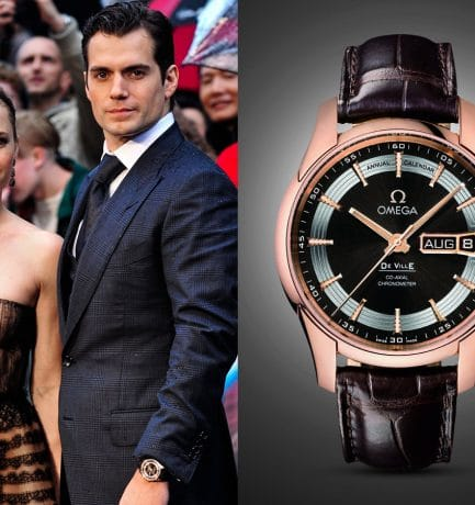 Celebrity Watches – Who's Wearing What From Your Favourite Brands