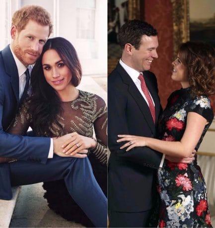 Royal Wedding Fever – Battle Of The Diamond Engagement Rings