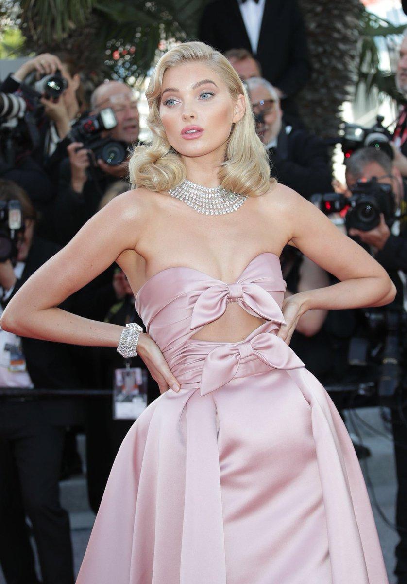 Elsa Hosk Cannes Film Festival 2018