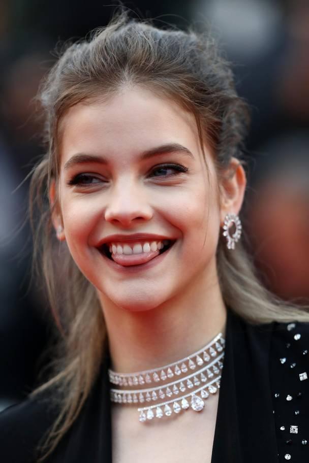 Barbara Palvin Cannes Film Festival 2018