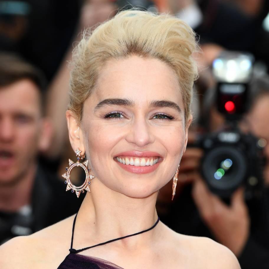 Emilia Clarke Cannes Film Festival 2018