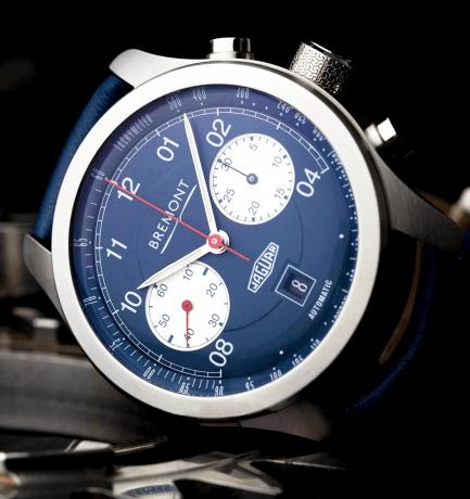 WOTW: Bremont Jaguar D-Type Blue Dial Limited Edition Watch