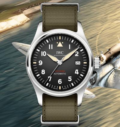 WOTW: IWC Pilot's Automatic Spitfire Watch