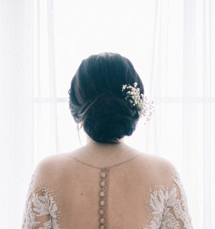 Locks of Diamonds – Top 5 Bridal Hairstyle and Earrings to Match