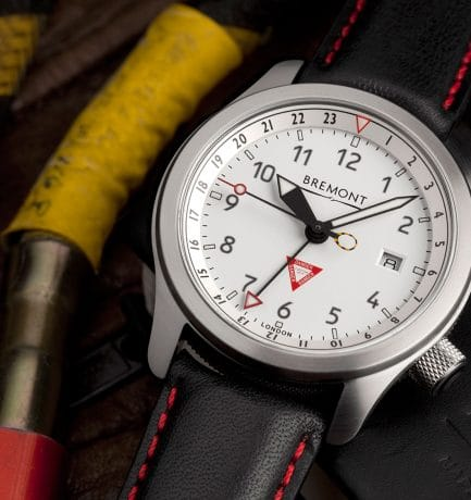 WOTW: Bremont MBIII 10th Anniversary Limited Edition Men's Automatic Watch