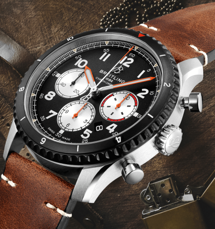 WOTW: Breitling Aviator 8 Mosquito Edition Chronograph Watch