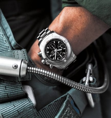 Breitling Avenger Watch Collection