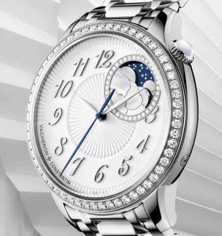 WoTW: Vacheron Constantin Egerie Moonphase Watch