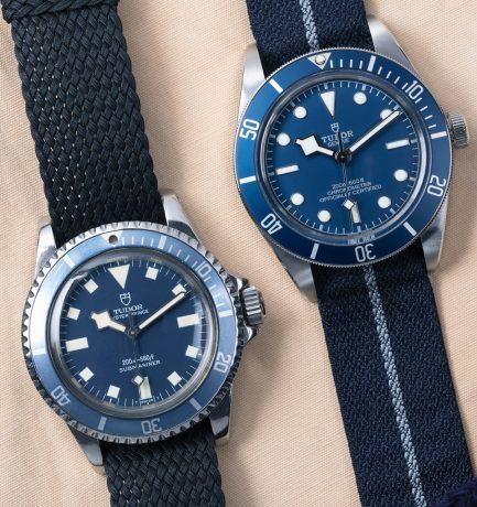 """The NEW Tudor Black Bay Fifty-Eight """"Navy Blue"""" Range"""