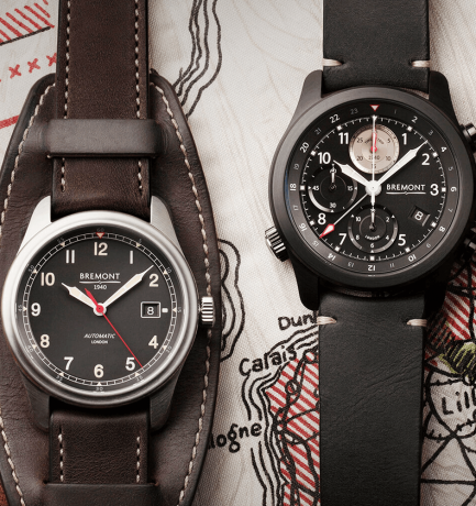 WOTW – Bremont Battle of Britain Limited Edition Two-Watch Collection