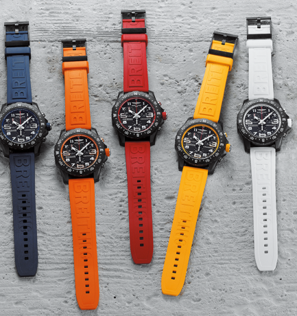 Introducing the New Breitling Endurance Pro Watch Collection