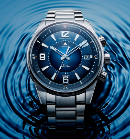 Introducing the Jaeger-LeCoultre Polaris Mariner Collection