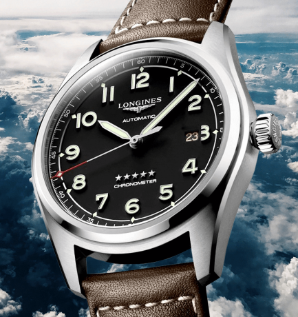 WOTW: Longines Spirit Men's Automatic Watch