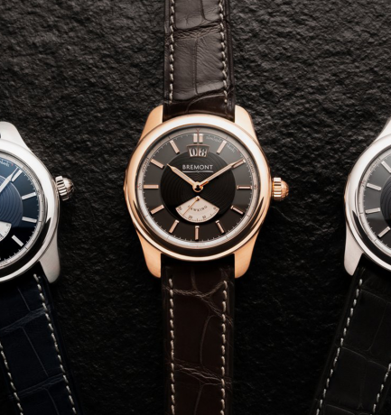 Discover The Bremont Hawking Limited Edition Collection