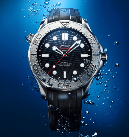 WOTW: OMEGA Nekton Edition Watch