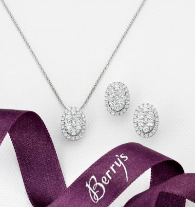 Introducing Berry's Halo Jewellery Collection