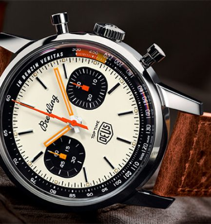 Introducing The New Breitling Top Time Deus Limited Edition