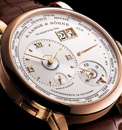 Berry's Jewellers welcomes A. Lange & Söhne watches