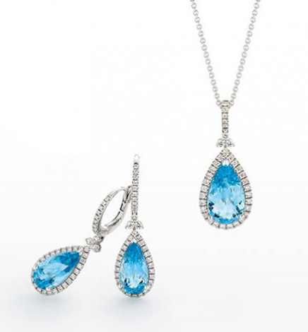 March Birthstone – Aquamarine at Berry's