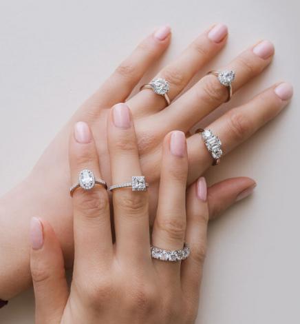 Explore Aprils Birthstone – Classic Dazzling Diamonds