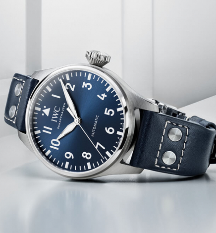 The Next Chapter Of The Big Pilot from IWC Schaffhausen
