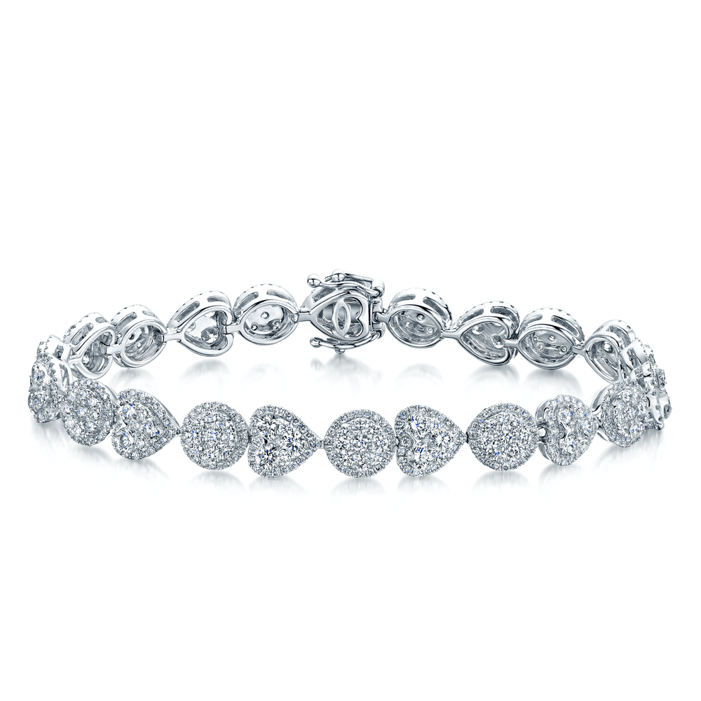 the natural and diamond news your wrist unique quality taste bracelet speaks tennis sparkle on silver mg of