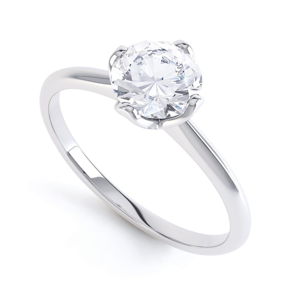 Berry's GIA Certified 0.70ct Brilliant Cut Diamond