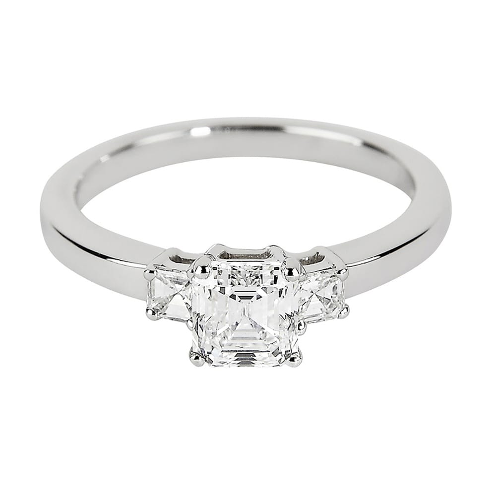 p engagement diamond stone ring tw in jewellery white head gold store with platinum