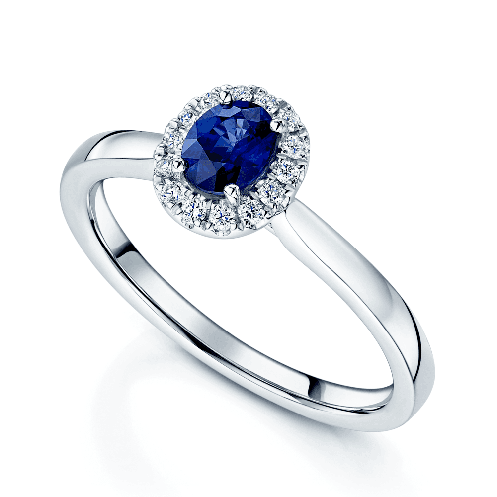 Diamond Engagement Rings Under 10000