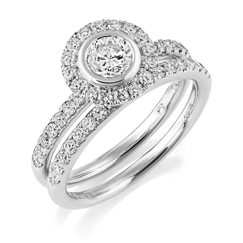 fetheray rings sublime products antique diamond mesmerising target cluster vintage ring