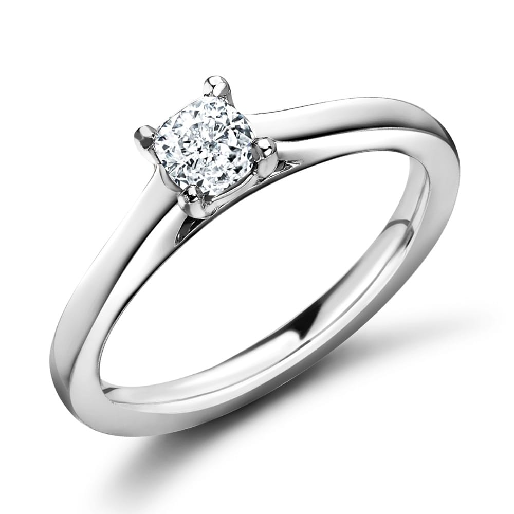 cushion stones kwiat in ring set side product jewelry diamond bullet style cut solitaire plat with platinum engagement rings