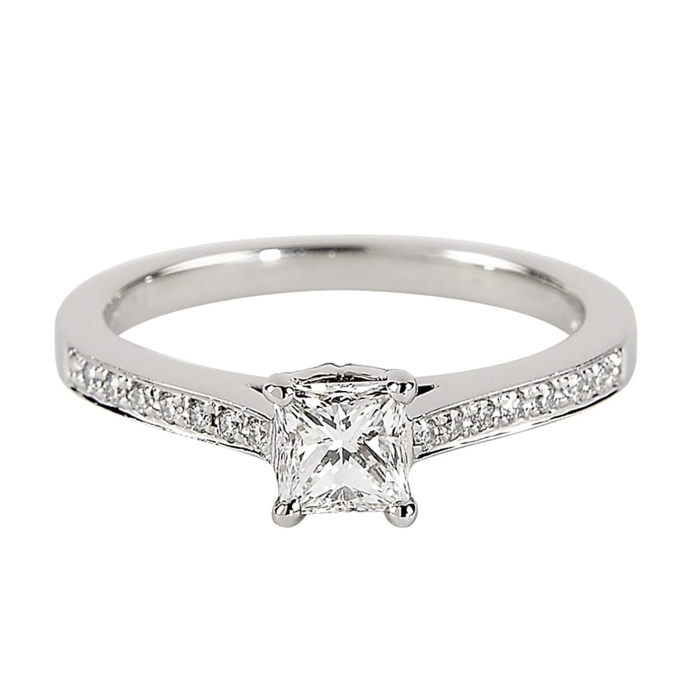 white ring with gia exeter gold diamond product rings certified engagement halo