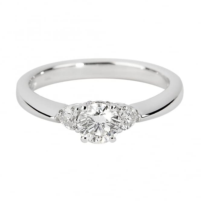 47e96502d3887 platinum three stone brilliant cut   heart shape diamond engagement ring  lva5642 2