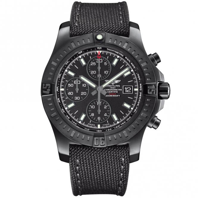 2018 Breitling Navitimer 8 Chronograph Black Steel ...