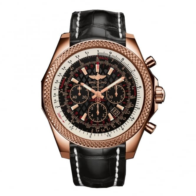 Breitling For Bentley Strap Watches