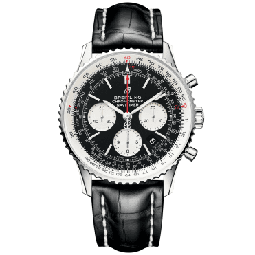 Navitimer 1 43mm Black Dial Men's Chronograph Watch