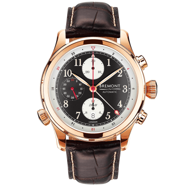 18ct Rose Gold 43mm 'de Havilland DH-88 Comet' Watch