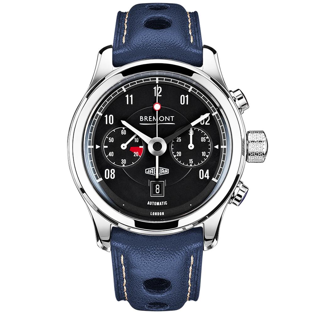 Bremont Jaguar Mkii Vintage Dial Automatic Chronograph Watch
