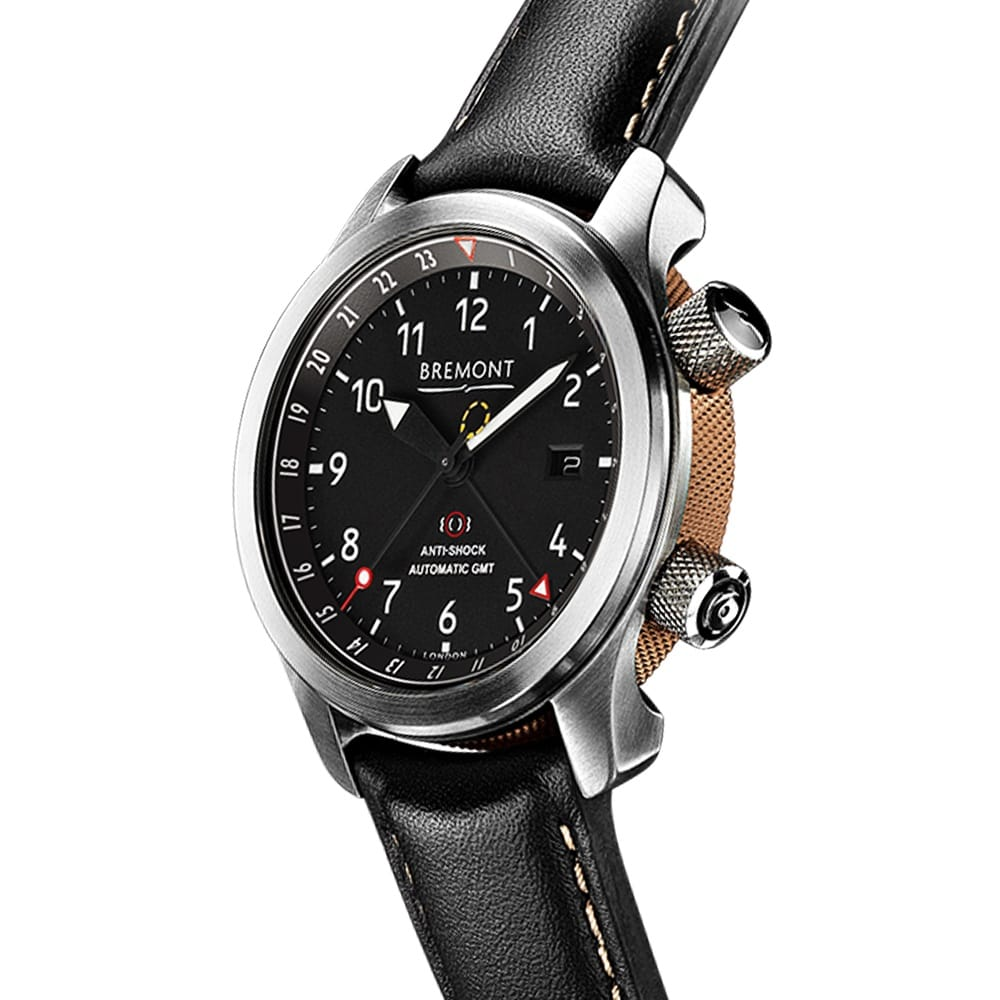 bremont mbiii martin baker automatic gmt s from