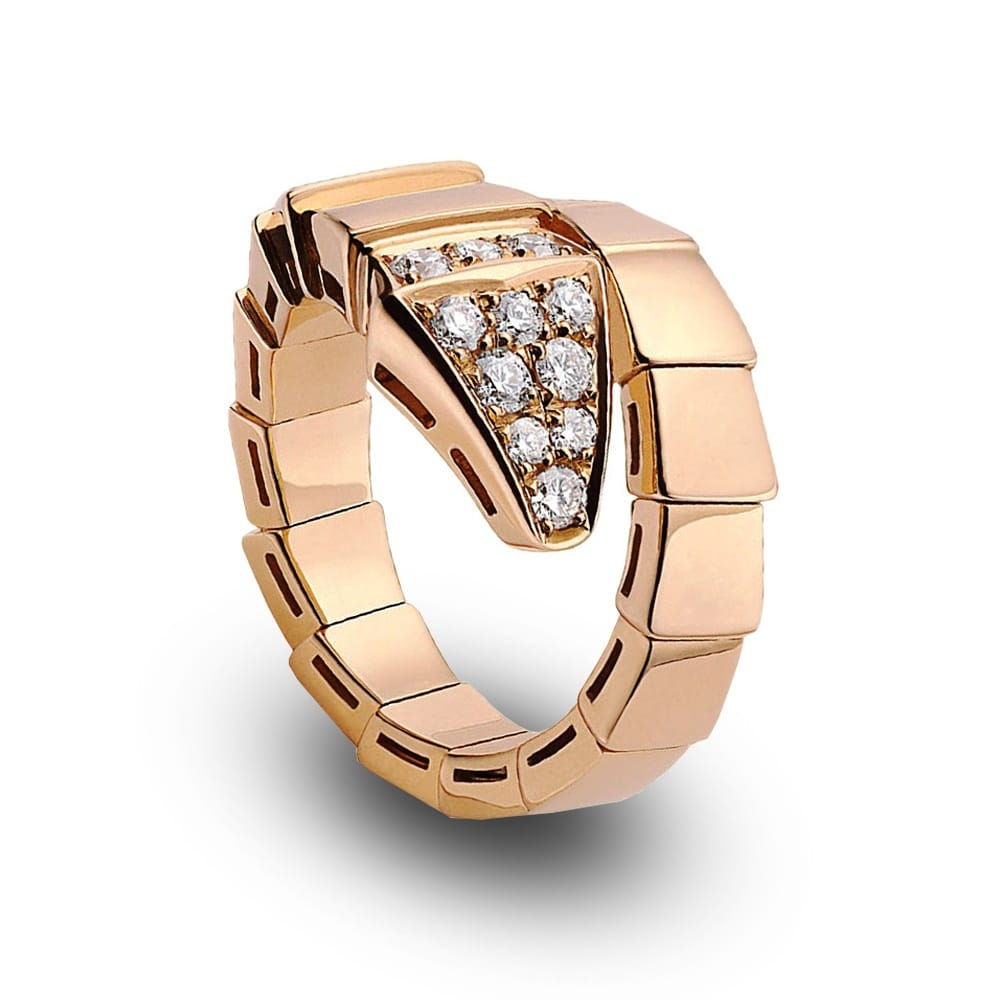 Bulgari Ring Gold