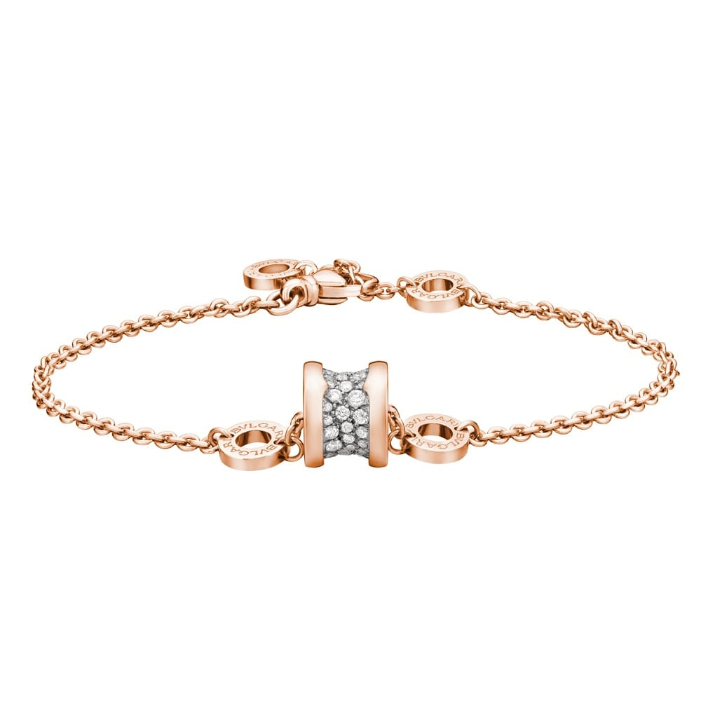 and oval gold pink bracelets white diamond jewelry bracelet topaz