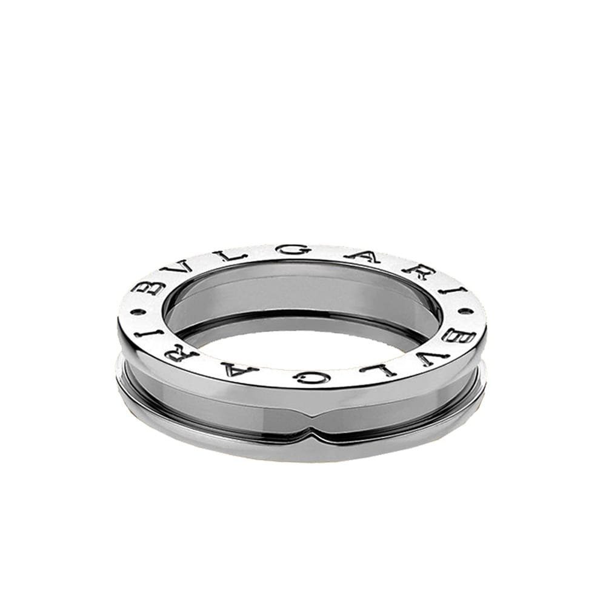 Bvlgari Ct White Gold Ring