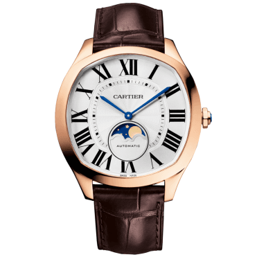 Drive Moonphase 40mm 18ct Pink Gold Men's Automatic Watch