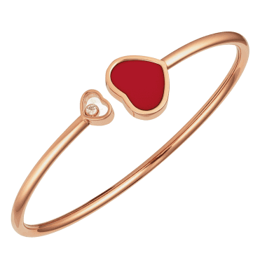 18ct Rose Gold Happy Hearts Fund