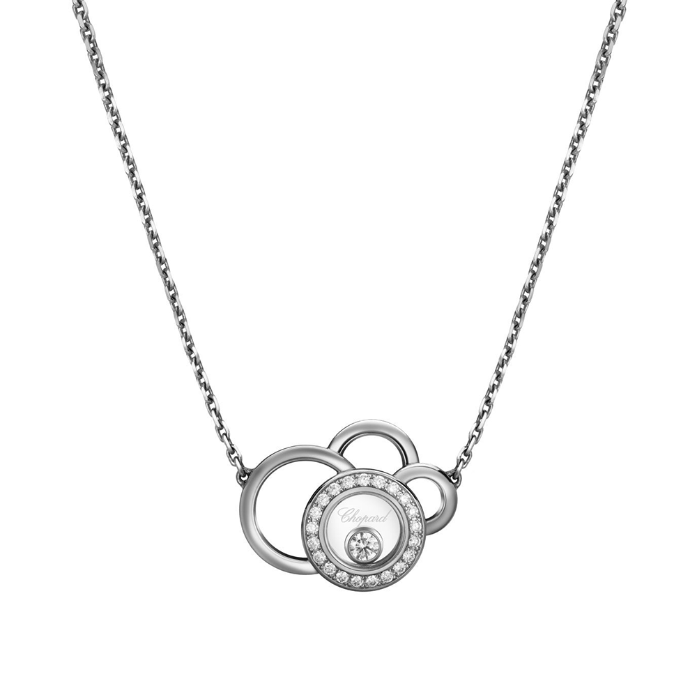 Chopard Happy Dream Necklace with Diamonds jd05ovYb4