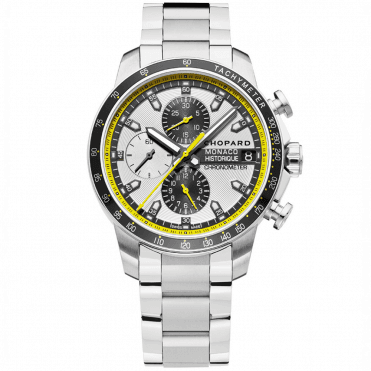 Classic Racing Grand Prix De Monaco Historique Chronograph Men's Bracelet Watch