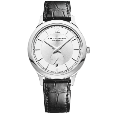L.U.C XPS 1860 Edition 40mm Steel & Silver Dial Men's Automatic Watch