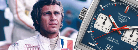 TAG Heuer Monaco Collection Watches